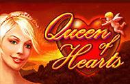 Автомат Queen of Hearts играть на деньги