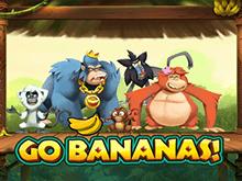 Слот Вперед Бананы! с выводом денег