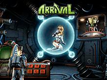 Играть онлайн в мобильном казино в 3D-автомат Arrival