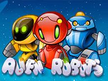 Alien Robots – играть в мобильном казино