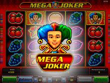 Играть в мобильном казино в слот Mega Joker