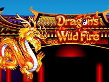 Играть на деньги в слот Dragon's Wild Fire