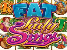 Игровой слот Fat Lady Sings
